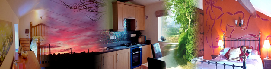 Self Catering Accommodation Bradford, Yorkshire: Squirrel Hill